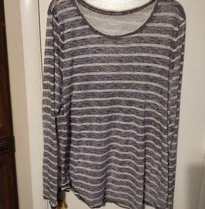 Sonoma light-weight long sleeve shirt Sz XL